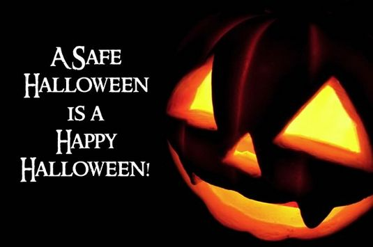 halloween safety image