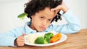 kid not eating