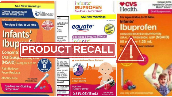 PRODUCT RECALL (1)
