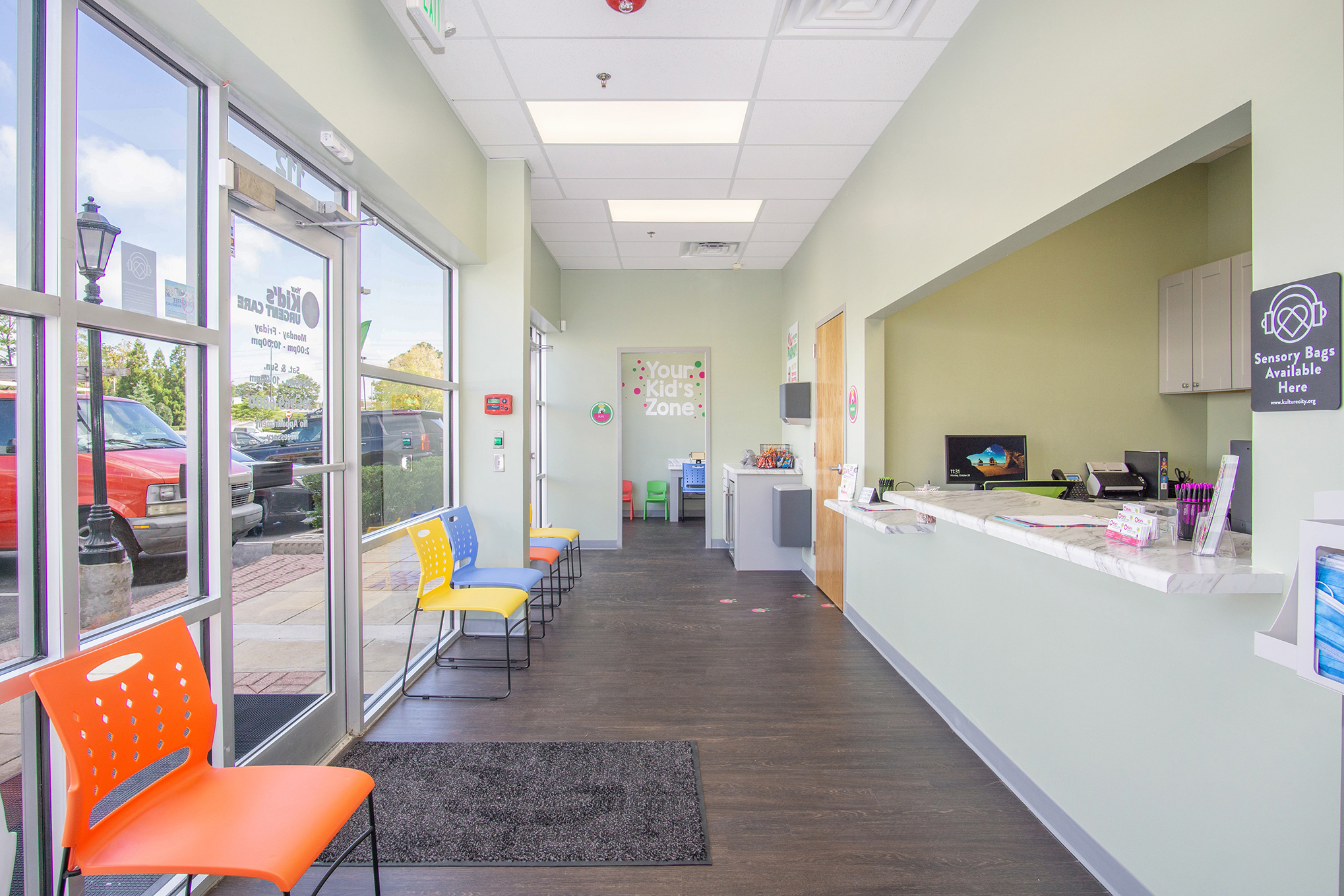 Your Kids Urgent Care Location